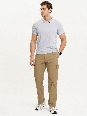 Спортивные брюки Valianly мужские бежевого цвета