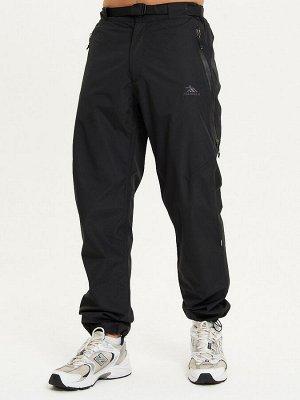 Спортивные брюки Valianly мужские черного цвета 93232Ch