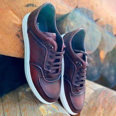 ASTABELLA. Ликвидация бренда. Распродажа обуви — Мужчины. Весна, Зима. Распродажа