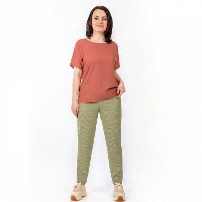 Брюки, юбки Palla. От 38 до 72 размера — Брюки лето-осень — Классические брюки