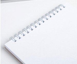Скетчбук «Будь тем, кем ты себя чувствуешь» А5, 40 листов 100 г/м2
