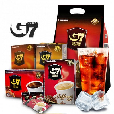 Кофе из Австрии и Нидерландов. Быстрая доставка — Растворимый кофе из Вьетнама