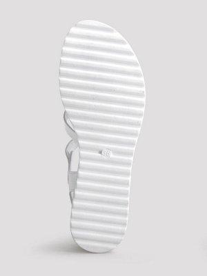 Туфли открытые летние женские, белый