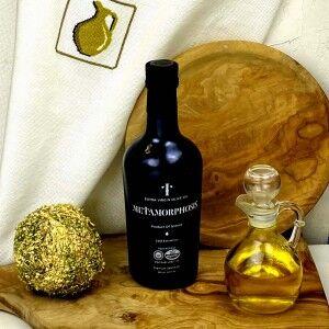 Оливковое масло METAMORPHOSIS (PGI Laconia), Греция, ст.бут., 500мл