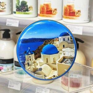 "Оливковое мыло ""Санторини"" Knossos, жест.кор., 100г"
