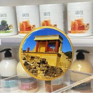 """Оливковое мыло """"Кносский дворец"""" Knossos, жест.кор., 100г"""