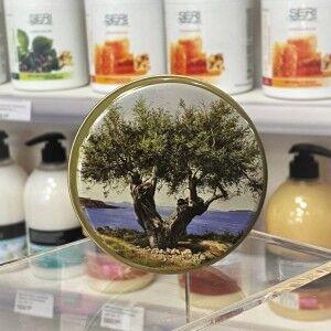 """Оливковое мыло """"Оливковая роща"""" Knossos, жест.кор., 100г"""