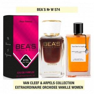 Beas W574 Van Cleef & Arpels Orchidee Vanille Women edp 50 ml