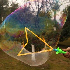 Пузыри рогатка большие