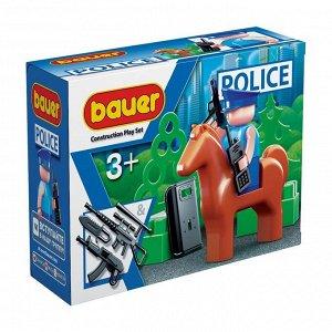 """Bauer.627 Конструктор """"Полиция"""" набор """"Конная полиция"""""""