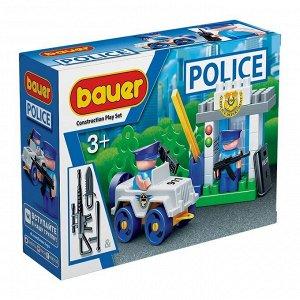 "Bauer.628 Конструктор ""Полиция"" набор ""КПП"""