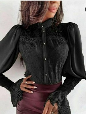 Блузка Будет как на доп фото Брак дырочка на рукаве, доп фото