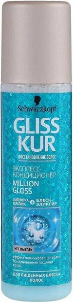 #ГЛИСС КУР Экспресс-кондиционер Миллион Глосс
