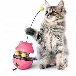 Игрушка-неваляшка для кошек Fortune Cat