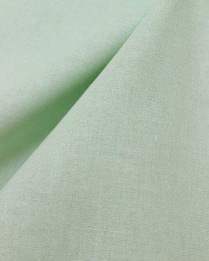 Поплин цв.Мятная дымка, ш.2.2м, хлопок-100%, 110гр/м.кв
