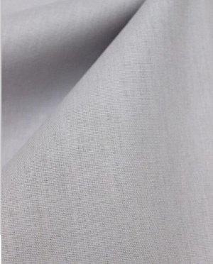 Поплин цв.Серый с сиреневым оттенком, ш.2.2м, хлопок-100%, 110гр/м.кв