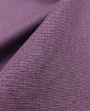 Поплин цв.Темно-лиловая дымка, ш.2.2м, хлопок-100%, 110гр/м.кв