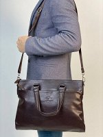 Бизнес сумка мужская. ЭКО кожа.