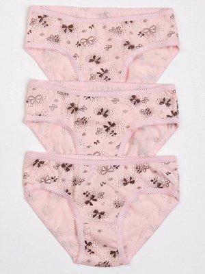 Набор трусов для девочек келли-бантики