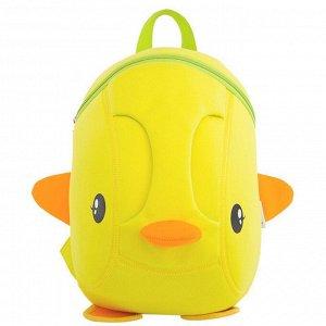"""Рюкзак/сумка Nohoo """"Утёнок"""" зеленый"""