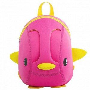 "Рюкзак/сумка Nohoo ""Утёнок"" розовый"