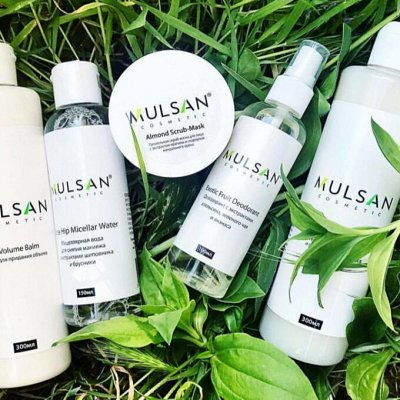 Натуральное мыло с мятой, корицей и зеленым кофе — MULSAN — безопасный уход за волосами, кожей лица, телом