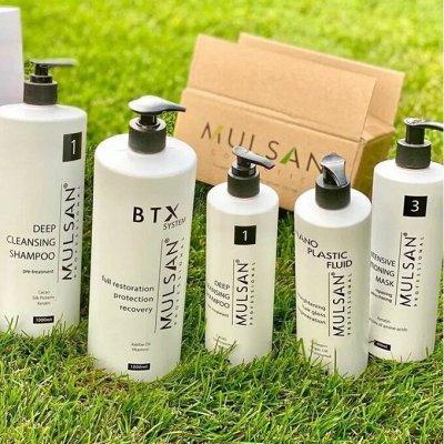 Натуральное мыло с мятой, корицей и зеленым кофе — MULSAN — кератин, ботокс, нанопластика для профессионалов