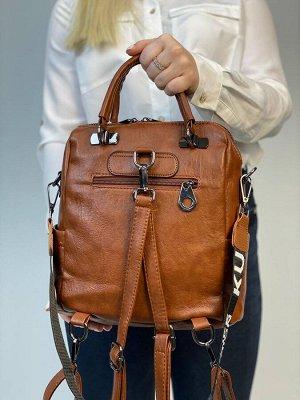 Сумка-рюкзак женская. ЭКО кожа.