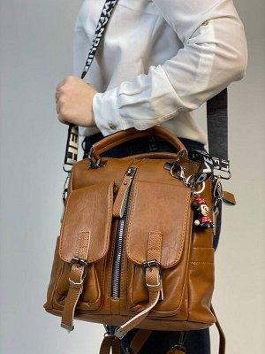 Рюкзак женский. ЭКО кожа.