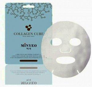 Маска для лица Minyeo  с Коллагеном 23мл НОВИНКА
