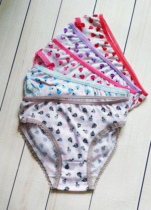 Трусики для девочек XL(8-10 лет)