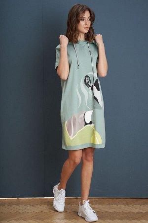 Платье Fantazia Mod 3966 мята