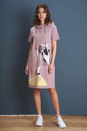 Платье Fantazia Mod 3966 пудра