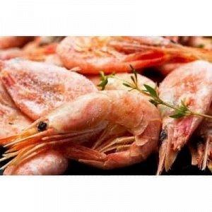 Креветки, Северные 0/90),н/р,в/м в панцире, Sea-Food, 800 г(7