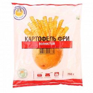 Картофель фри волнистый, Планета Витаминов, 2500 г