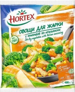 Овощи для жарки итальянские, Хортекс, 400 г