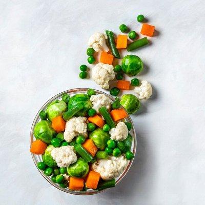 Ваша любимая заморозка, много новинок — Овощные смеси
