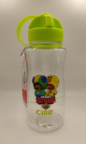 Бутылка для воды 2 бравла