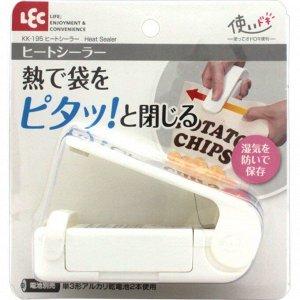 Термо-запайщик пакетов (ручной) белый цвет 1 шт
