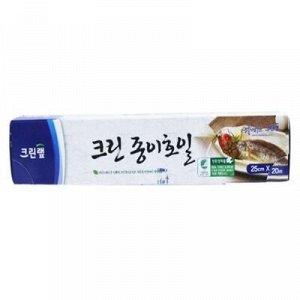 Пергаментная бумага (для выпечки и готовки пищи без масла) 25 см*20 м 1 шт
