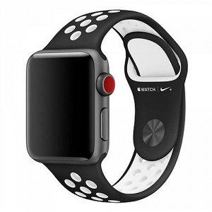 10396 Ремешок для часов силиконовый Apple Watch