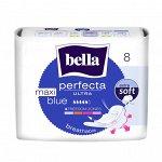 Прокладки BELLA Перфекта Ультра Макси Синяя 8 шт.