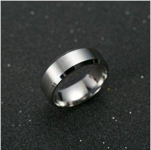 Кольцо из нержавеющей стали 02