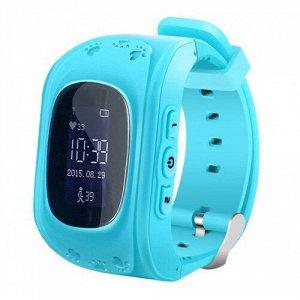 8607 Детские часы с GPS-модулем Smart Baby Watch Q50 Wonlex (белый)
