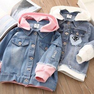 Джинсовая куртка BabyKids Element a615