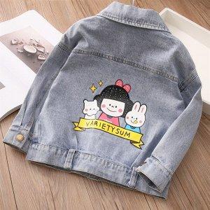 Джинсовая куртка BabyKids Element a231
