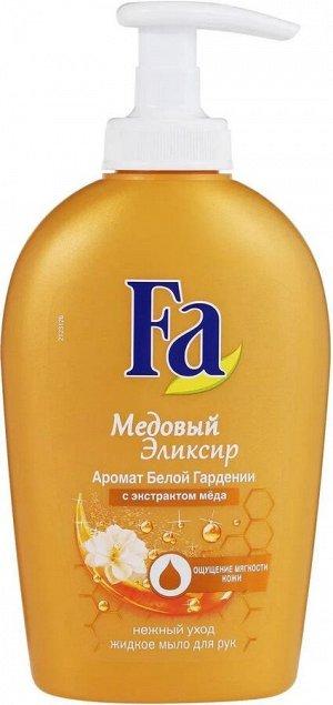 ФА Жидкое мыло Медовый Эликсир / Аромат розы и меда