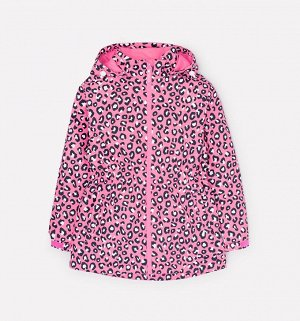 Куртка демисезонная утепленная для девочки Crockid ВК 32104/н/1 ГР