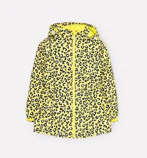 Куртка демисезонная утепленная для девочки Crockid ВК 32104/н/2 ГР