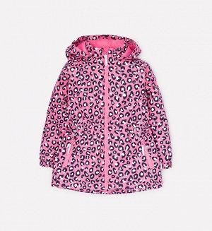Куртка демисезонная утепленная для девочки Crockid ВК 32096/н/1 УЗГ